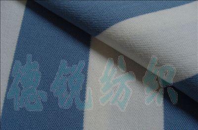 彩条珠地棉布