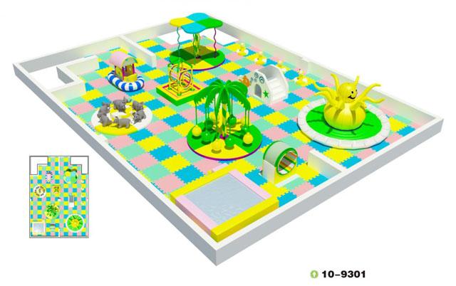 淘气堡儿童乐园加盟合作咨询