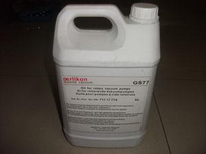激光镭射机配莱宝真空泵SV25用GS32真空泵油及排气过滤器
