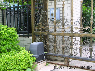 贺州铁艺门,铁艺门厂家,铁艺门价格