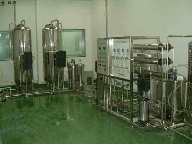 成套纯净水生产设备
