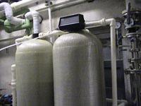 蒸汽锅炉3吨全自动软水器