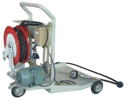 电动润滑油加注机E-200-ER(卷管器型)