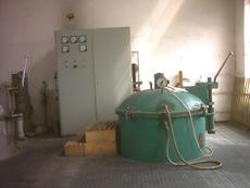 气体保护钨钼制品烧结炉