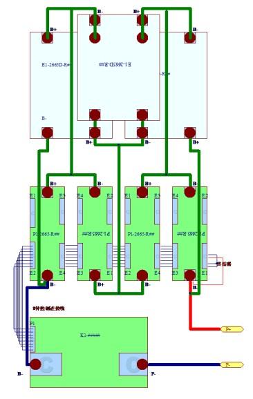 BMS.G1-F26750 动力磷酸铁锂电池管理系统