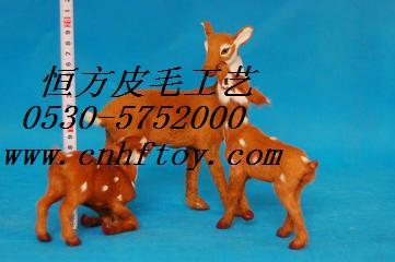 造型新颖的圣诞节玩具 圣诞工艺品 圣诞动物