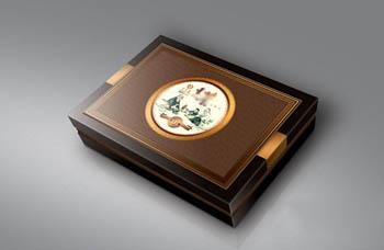 供给大连食品包装盒,大连高级包装设想,大连月饼礼盒设想