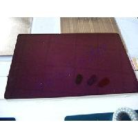 彩色不锈钢紫红色镜面板
