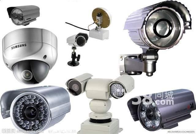 普陀区安装监控系统 安装监控摄像头 摄像头安装电话
