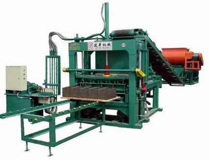 银川及免烧砖机 液压制砖机 天津建鹏砖机设备厂家