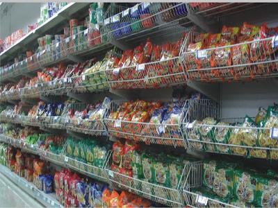 供应安庆市超市果蔬架/超市各类干果桶/超市收银台/超市产品促销台