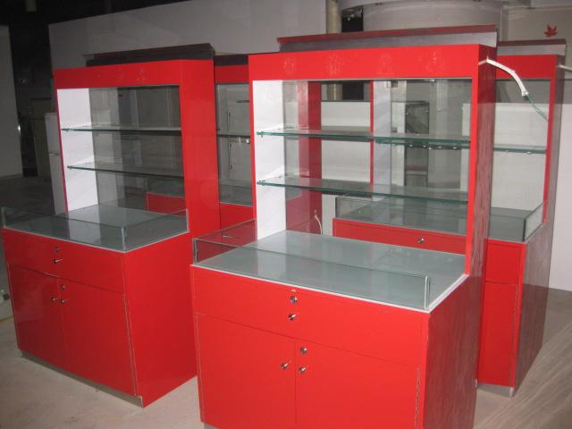 供应安庆市儿童服装展示柜/内衣展示柜/鞋柜/睡衣展柜