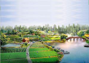 农业观光园规划设计
