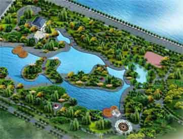 农业生态园规划设计