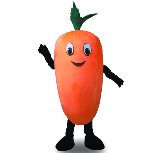 红萝卜辛巴卡通服装