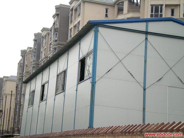 大连活动板房,大连轻钢彩板房,大连可拆装活动房