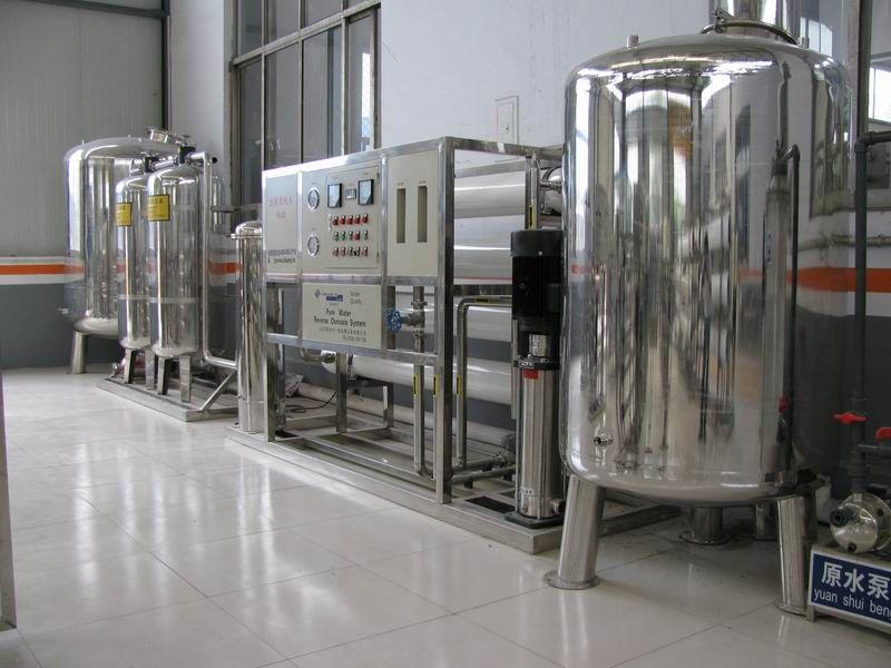 纯净水设备|反渗透设备|川一水处理