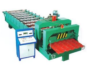 彩钢瓦设备压型矫直原则