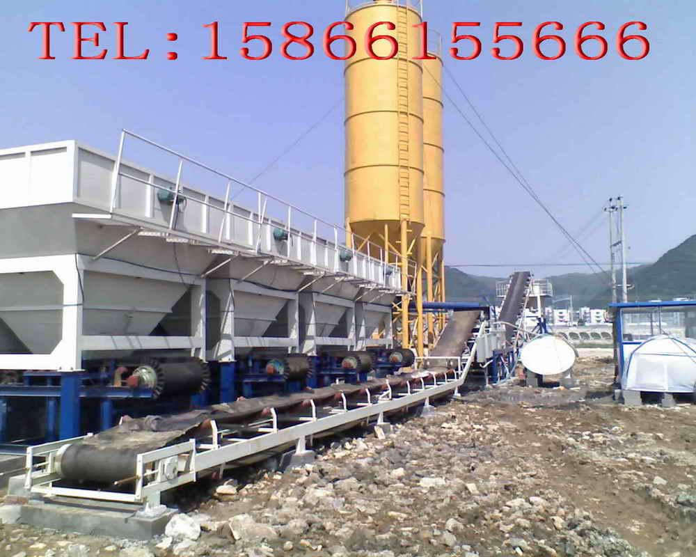 稳定土拌和站水泥稳定土拌合站设备