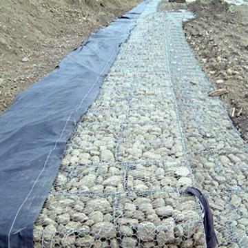 镀锌格宾网 护坡镀锌格宾网  热镀锌+浸塑格宾网  护堤镀锌格宾网  护脚镀锌格宾网