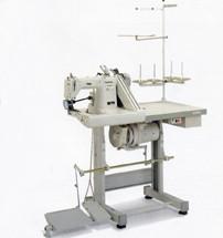 兄弟缝纫机 DA-9270 双针臂式双线环合缝机 埋夹机