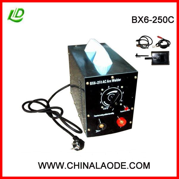 BX6-250不锈钢便携式电焊机