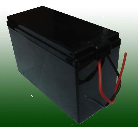 威可力免维护铅酸蓄电池12V100AH密闭阀控铅酸电池,储能蓄电