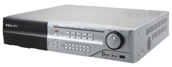 伊尔EALL-DVR16H-H嵌入式硬盘录像机