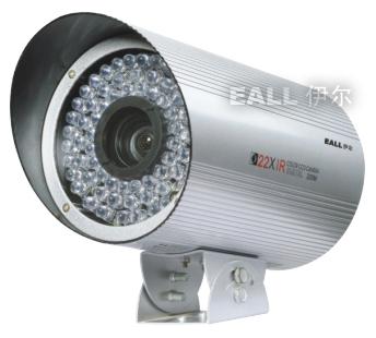 伊尔EALL-26U彩色红外防水摄像机
