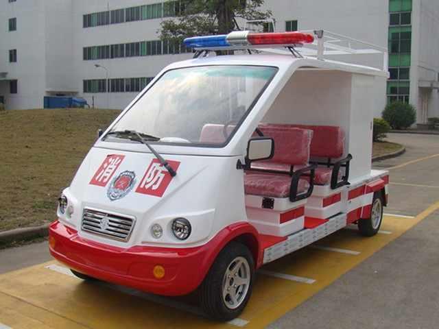 消防车厂家|小区观光车|电动消防车价格