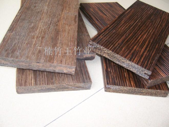 碳黑重竹,户外重竹地板,防腐竹板