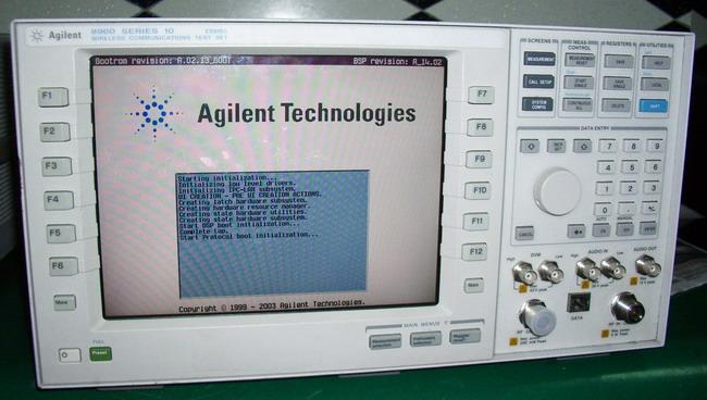 Agilent8960综合测试仪13725884647