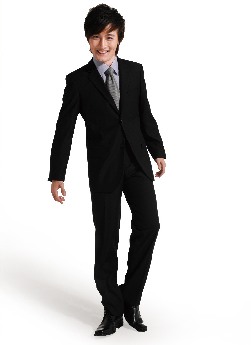 西装 礼服 燕尾服