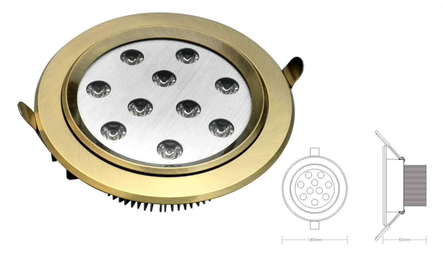 LED酒店专用筒灯