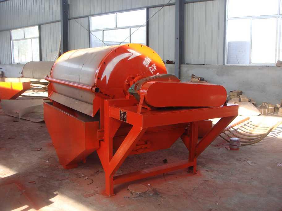 MJHS洗煤厂磁性重介质专用磁选机