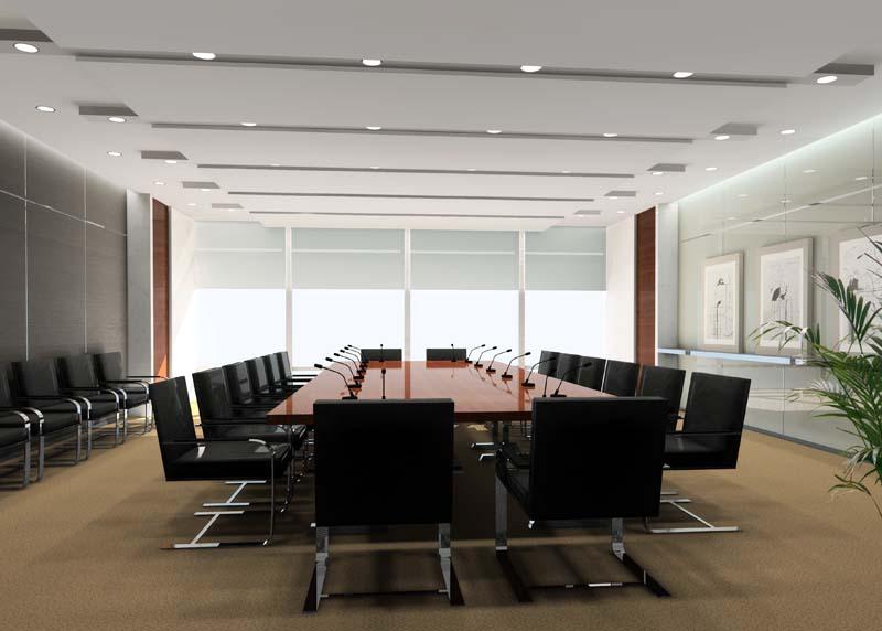 会议室灯光
