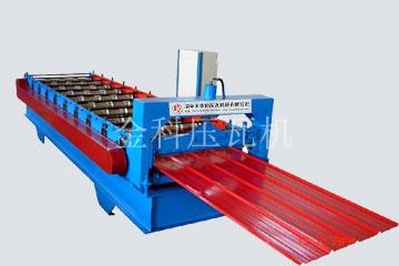 供应沧州全自动840型彩钢板压瓦机