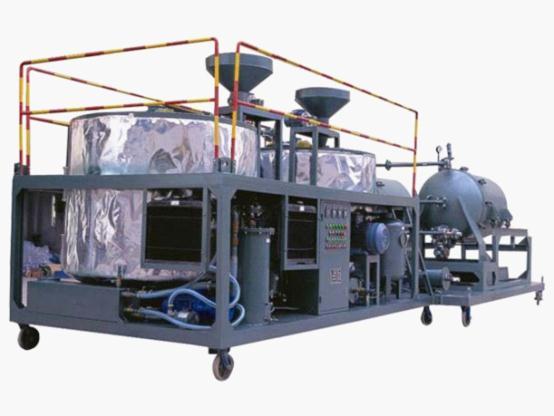 ZYD系列废油再生炼油机
