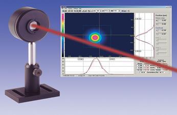 CCD光束轮廓仪