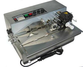 白墨喷码机,食品喷码机,包装盒打码机
