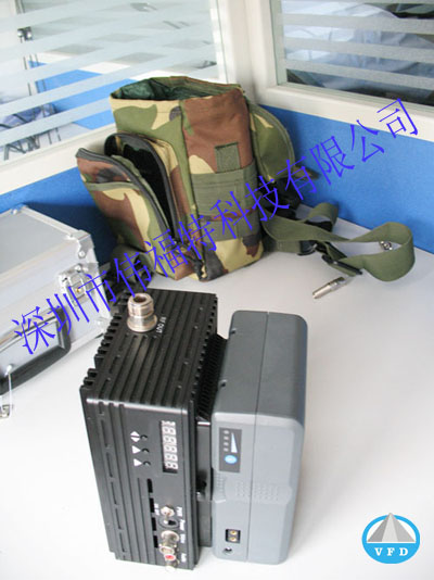 单兵背负式发射机