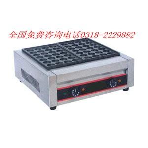 鱼丸炉-电热双板|章鱼小丸子机|衡水电热鱼丸炉