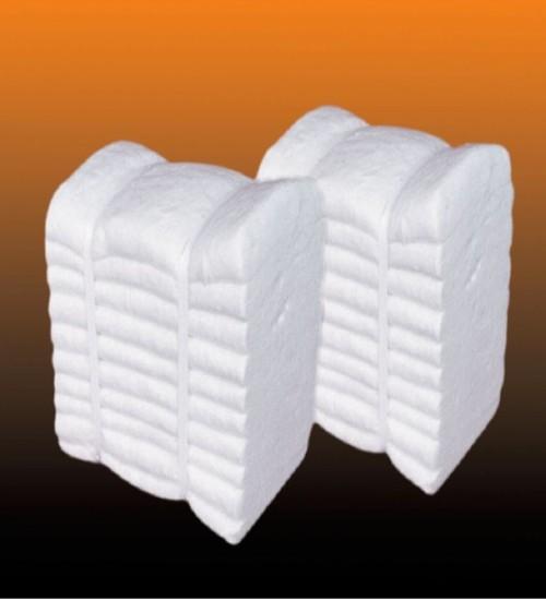 耐火材料保温隔热纤维折叠模块陶瓷纤维折叠模块
