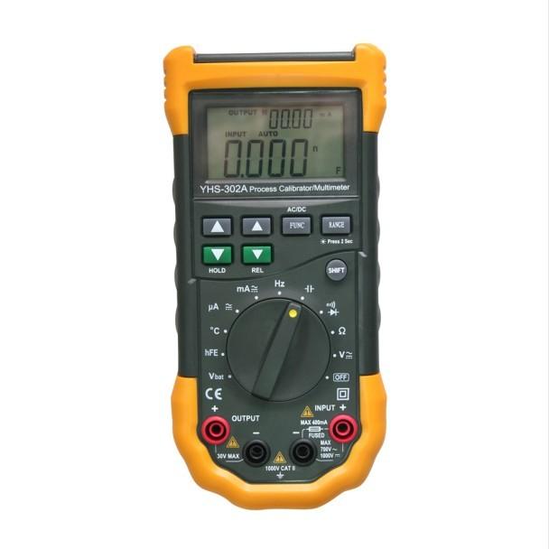 YHS302A过程校验多用表|YHS302A 业海服务电话:0755-33151231,26630801转8814_谭先生 QQ
