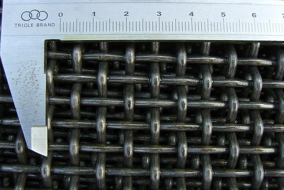 锰钢矿筛网  耐磨筛网  弹簧钢筛网