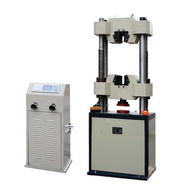 供应WES-300B液晶数显式液压万能试验机 联工试验机 万能机
