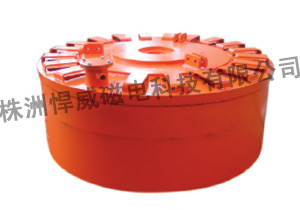 RCDB系列自冷悬挂式电磁除铁器