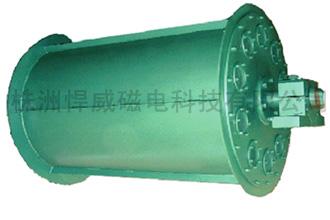 磁选设备-MG2系列半磁电磁轮