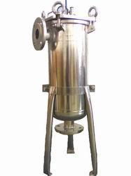 1号袋式不锈钢304液体通用过滤器
