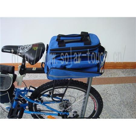 太阳能自行车包-STD006
